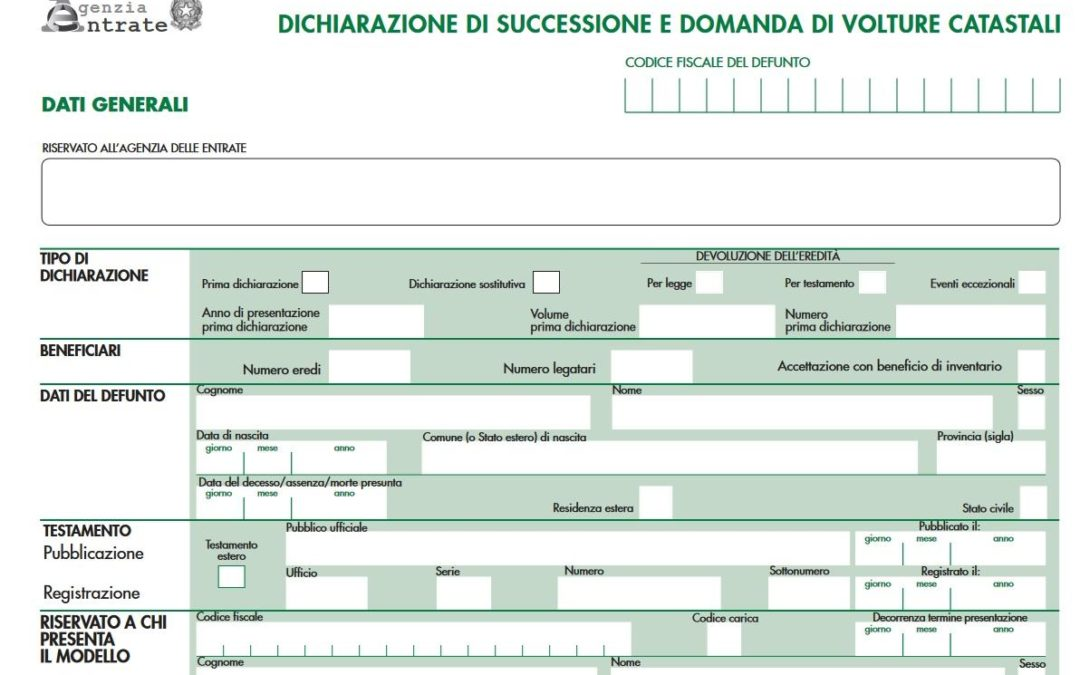 Attractive Oggi A Venezia U201cDichiarazione Di Successione E Volture Catastaliu201d