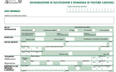 """Oggi a Venezia """"Dichiarazione di Successione e Volture Catastali"""""""