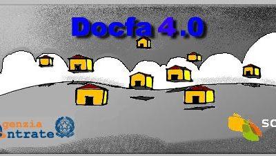 DOCFA 4.00.4: Novità e nuovi circolari