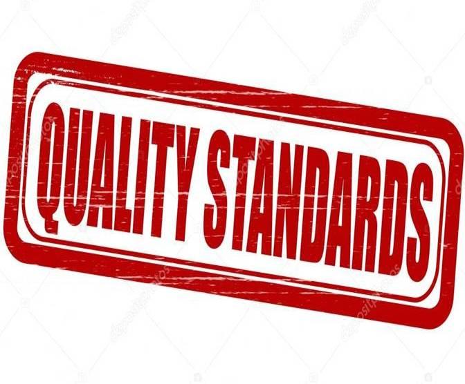 L'utilizzo degli Standard di Qualità