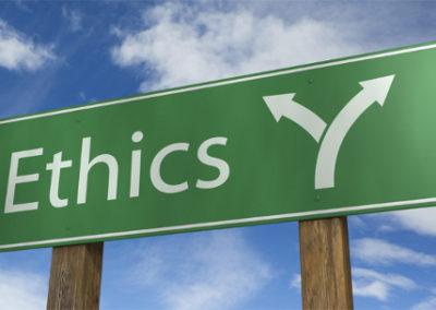 Essere etici premia!