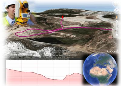 Google Earth: un nuovo strumento per il topografo