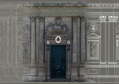 Rilievo del costruito civile, storico e monumentale