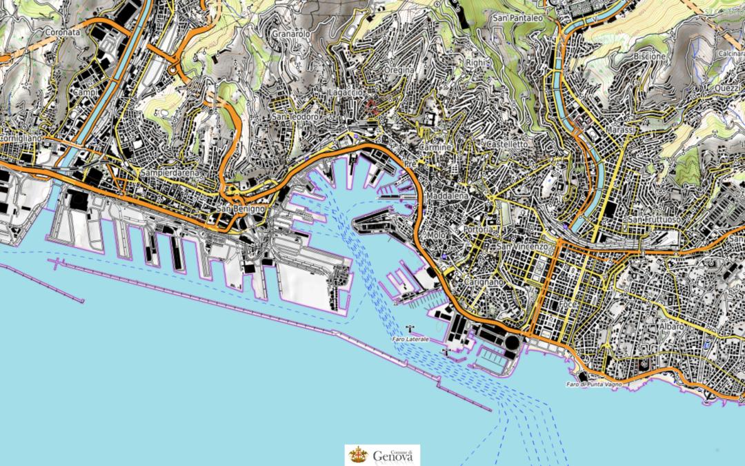 """Il 27 marzo a Genova """"Il GIS è cosa da Geometri! Naviga la mappa sul tuo PC!"""""""