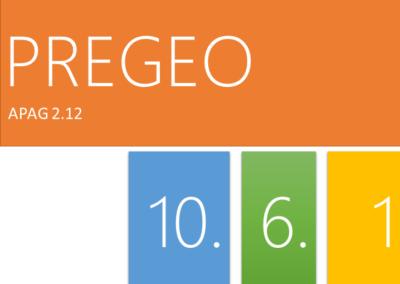PREGEO 10.6.1 APAG 2.12: come applicare tutte le novità