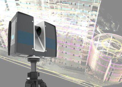 Laser scanner: effettua al meglio i tuoi rilievi e ottieni subito nuovi incarichi